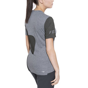 Fox Indicator Short Sleeve Jersey Women grey